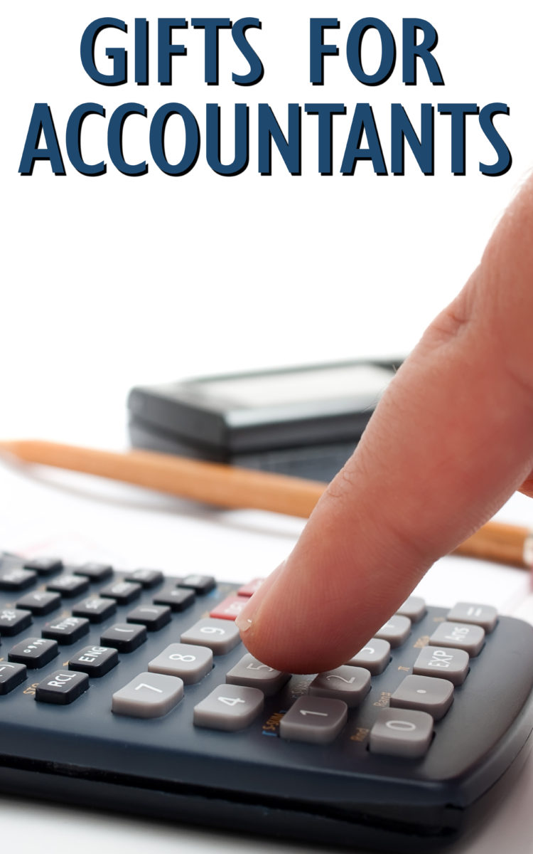 Best Gifts For Accountants And CPA