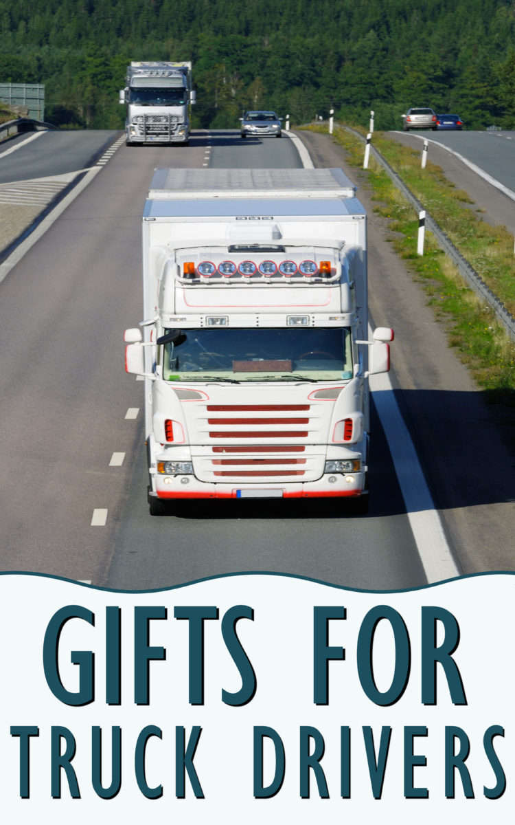 Best Gifts for Truck Drivers They Will